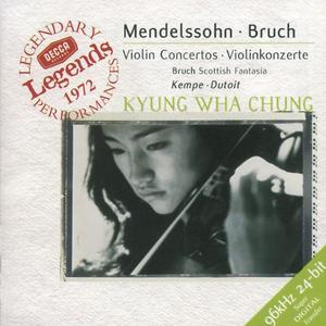 CD Concerto per violino / Concerto per violino Felix Mendelssohn-Bartholdy , Max Bruch