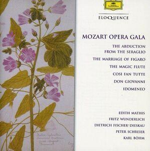 CD Mozart Opera Gala di Wolfgang Amadeus Mozart