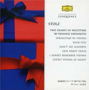 CD Robert Stolz. Two