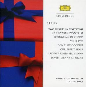 CD Robert Stolz. Two