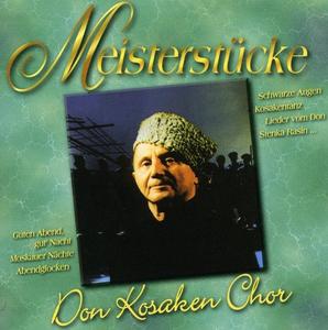 CD Meisterstuecke di Don Kosaken Chor