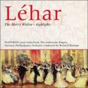 CD La vedova allegra (Die Lustige Witwe) di Franz Lehàr