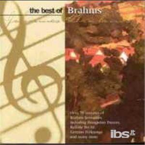 CD Best of Brahms di Johannes Brahms