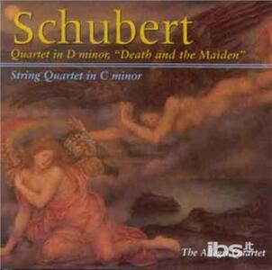 Der Tod und das Madchen - CD Audio di Franz Schubert