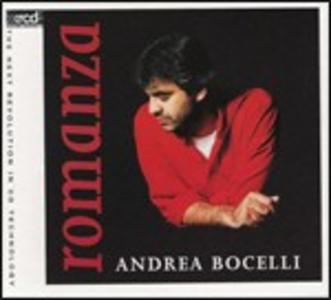 CD Romanza di Andrea Bocelli
