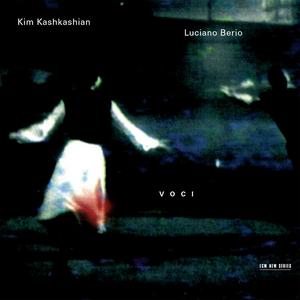 CD Voci di Luciano Berio