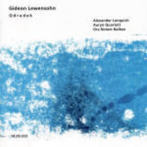 Odradek - CD Audio di Gideon Lewensohn