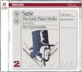 Foto Cover di Composizioni per pianoforte, CD di Erik Satie, prodotto da Philips