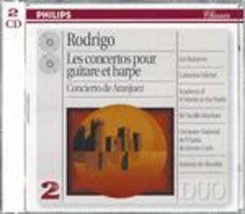 Foto Cover di Concerti completi - Fantasia para un gentilhombre - Sones en la Giralda, CD di AA.VV prodotto da Philips