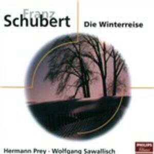 Winterreise - CD Audio di Franz Schubert