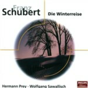 CD Winterreise di Franz Schubert