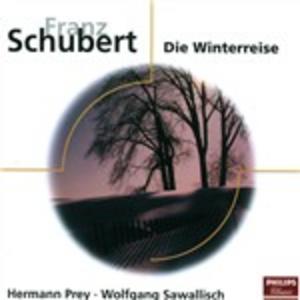 CD Winterreise di Franz Schubert