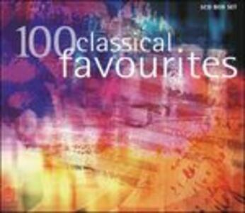 100 Classical Favourites - CD Audio