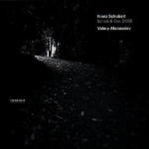 Foto Cover di Sonata per pianoforte D960, CD di Franz Schubert,Valery Afanassiev, prodotto da ECM Records