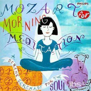 CD For Morning Meditation di Wolfgang Amadeus Mozart