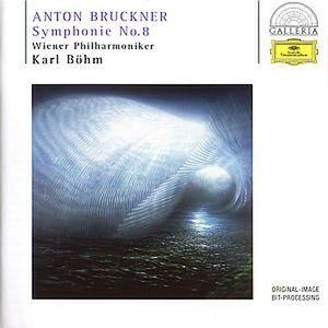 CD Sinfonia n.8 di Anton Bruckner