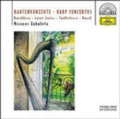 CD Concerti per arpa Maurice Ravel Camille Saint-Saëns Nicanor Zabaleta