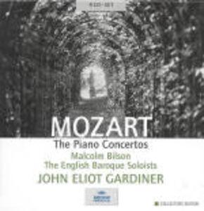 Foto Cover di Concerti per pianoforte completi, CD di AA.VV prodotto da Archiv