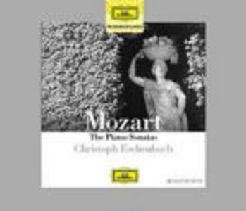 CD Sonate per pianoforte di Wolfgang Amadeus Mozart