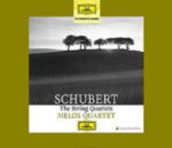CD Quartetti di Franz Schubert