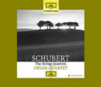 CD Quartetti di Franz Schubert