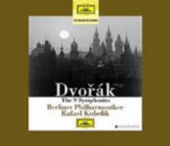 CD Sinfonie complete di Antonin Dvorak
