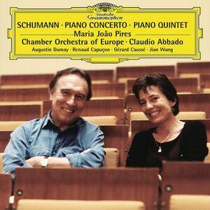 CD Concerto per pianoforte - Quintetto con pianoforte di Robert Schumann