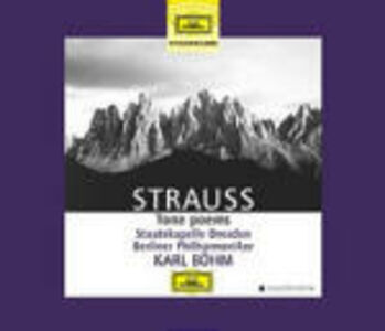 CD Poemi sinfonici di Richard Strauss