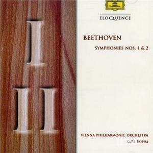 CD Symphonies No.1 & 2