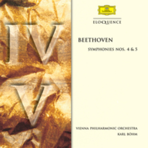 CD Symphony No.4 & 5