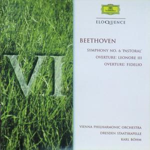 CD Sinfonia n.6 - Overtures di Ludwig van Beethoven