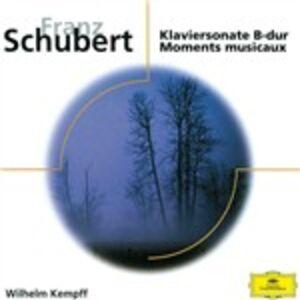 CD Sonata per pianoforte D960 di Franz Schubert