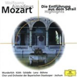 CD Il ratto dal serraglio (Die Entführung aus dem Serail) di Wolfgang Amadeus Mozart