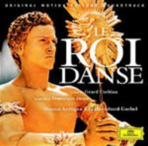 Le roi danse - CD Audio di Jean-Baptiste Lully,Reinhard Goebel,Musica Antiqua Köln