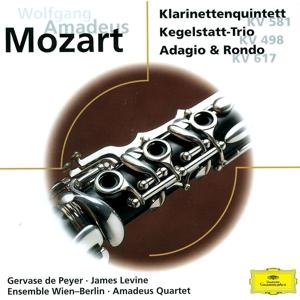 CD Clarinet Quintet di Wolfgang Amadeus Mozart