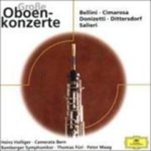 Oboe Concertos - CD Audio