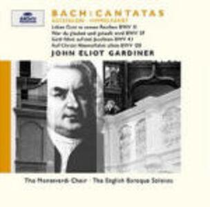 CD Cantate per l'Ascensione di Johann Sebastian Bach