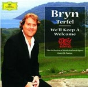 Foto Cover di We'll Keep a Welcome, CD di Bryn Terfel, prodotto da Deutsche Grammophon