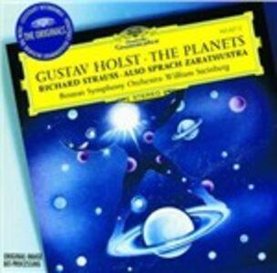 CD Così parlò Zarathustra (Also Sprach Zarathustra) / I pianeti (The Planets) Richard Strauss , Gustav Holst