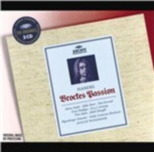 CD Brockes Passion di Georg Friedrich Händel