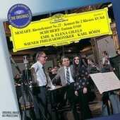 CD Concerto per pianoforte n.27 - Concerto per due pianoforti K365 / Fantasia D940 Wolfgang Amadeus Mozart Franz Schubert Karl Böhm