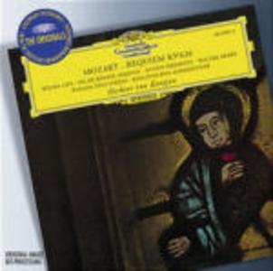 CD Requiem K626 - Adagio e fuga K546 di Wolfgang Amadeus Mozart