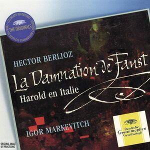 Foto Cover di La dannazione di Faust (La damnation de Faust) - Aroldo in Italia, CD di AA.VV prodotto da Deutsche Grammophon