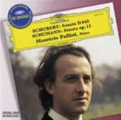 CD Sonata per pianoforte D845 / Sonata per pianoforte op.11 n.1 Franz Schubert Robert Schumann Maurizio Pollini