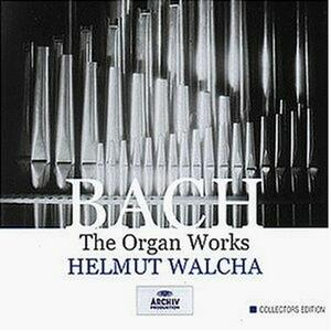 The Organ Works - CD Audio di Johann Sebastian Bach,Helmut Walcha