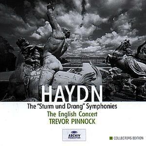 Sinfonie n.26, n.35, n.38, n.39, n.41, n.42, n.43, n.44, n.45, n.46, n.47, n.48, n.49, n.50, n.51, n.52, n.58, n.59, n.65 - CD Audio di Franz Joseph Haydn,English Concert,Trevor Pinnock