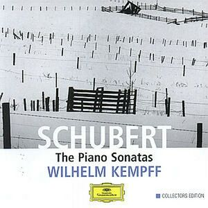 CD Sonate per pianoforte complete di Franz Schubert