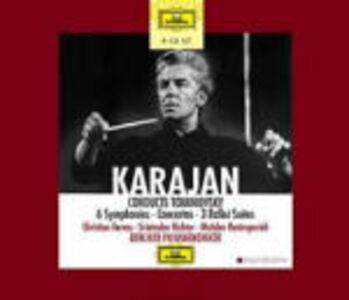CD Sinfonie complete - Concerti completi - Suites dai balletti di Pyotr Il'yich Tchaikovsky