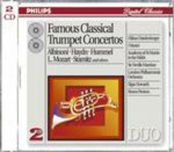 CD Famosi concerti per tromba