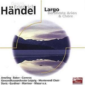 CD Largo di Georg Friedrich Händel